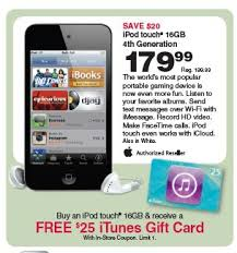 black friday ads fred meyer fred meyer black friday ad 2012 ipad 2 for 349 ipod touch 32 gb