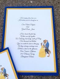 beauty and the beast wedding invitations beauty and the beast wedding invitations wedding corners