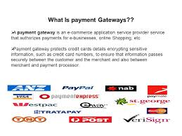objectives to understand the concept of electronic payment