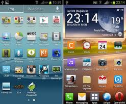 lg home launcher apk samsung galaxy s2 gets two new launchers one from galaxy s3 and
