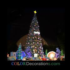 cd tr113 popular led lighting tree with ornament crafts