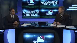 Joseph R Banister Jeff Banister And Joe Maddon Managers Of Year Mlb Com