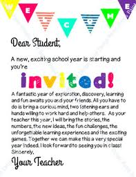 re application letter as a teacher colorful u0026 editable back to invitation letter from the teacher