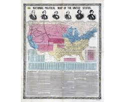 Political Map United States by Maps Of Usa Detailed Map Of United States Of America In English