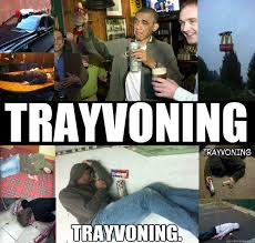 Trayvoning Meme - image 298526 trayvon martin s death know your meme
