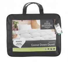 Goose Down Duvet Luxury Natural Goose Down Duvets Fine Bedding Company