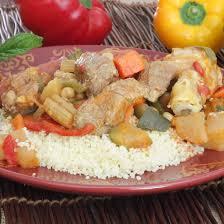 cuisine marocaine couscous recette couscous au boeuf et légumes à la marocaine