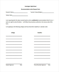 recommendation letter request there is a confusion between the