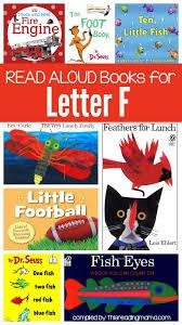 De Seuss Abc Read Aloud Alphabeth Book For Letter F Book List Read Alouds For The Letter F