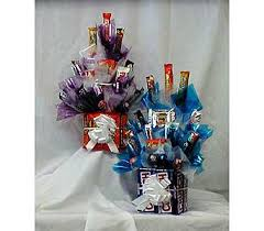 candy basket delivery candy bouquets delivery wichita ks the flower factory inc