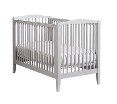 Gray Convertible Crib Emerson Convertible Crib Pottery Barn