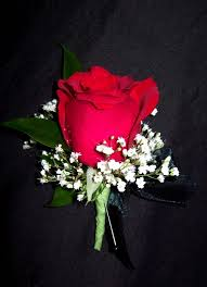 Rose Boutonniere Red Rose Boutonniere Memory Lane Floral