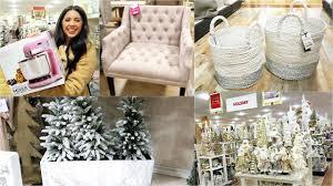 Home Goods Decor Home Goods Shop With Me November 2017 Holiday Decor Youtube