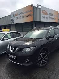 nissan family van in review nissan x trail 1 6dci tekna