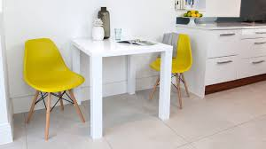 small kitchen table for 4 modern square white high gloss table 4 seater uk