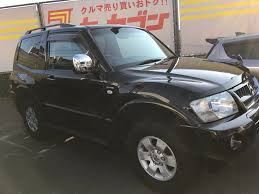 mitsubishi mauritius mitsubishi pajero 2004 for sale japanese used cars car tana com