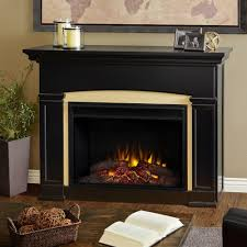 napoleon 72 in wall mount linear electric fireplace in black