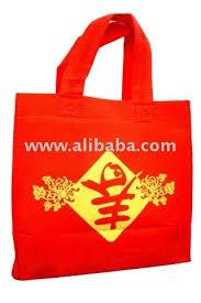 bag new year non woven bag new year orange bags buy pp non woven