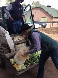 landfill diversion program operation shrively apples grand