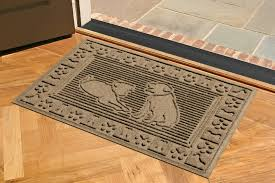 halloween doormat best friends dog doormat