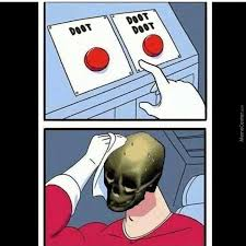 Doot Doot Meme - to doot or not to doot that is the question by mr skeltal meme