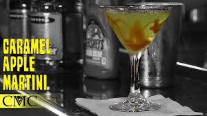 how to make the caramel apple martini fall u0026 halloween cocktails