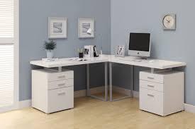 Corner L Desk Monarch Specialties Inc L Shape Corner Desk Reviews Wayfair