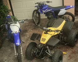 fs ft 2 2007 yamaha ttr230 dirtbikes and 2004 yamaha blaster 200
