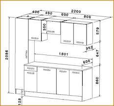 dimensions meuble cuisine hauteur standard meuble étourdissant hauteur des meubles de cuisine