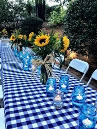 Table Centerpieces For Party by Best 25 Picnic Party Decorations Ideas On Pinterest Picnic