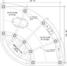 amphitheater outdoor timber structure custom pergola design custom outdoor floor plan the amphitheater