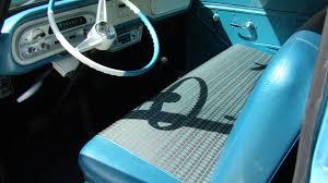 1961 chevrolet corvair greenbrier van presented as lot f86 at