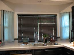 Kitchen Curtains Lowes Decor Elegant Interior Home Decor Ideas With Bali Blinds Lowes