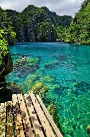 coron islands philippines travel destination