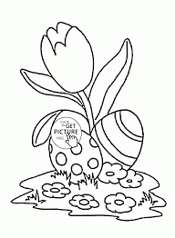 easter coloring page for kids holidays coloring pages printables