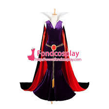 Evil Queen Costume The Snow White The Evil Queen Princess Dress Costume Cosplay