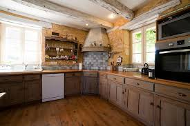 cuisine sarlat castlenaud cottage rental dordogne 6 persons with pool