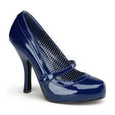 mini concealed clearance cutiepie 02 navy blue patent mini concealed platform