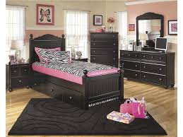 Kids Bedroom Furniture Storage Furniture Black Daybed With Storage By Walker Furniture Las Vegas