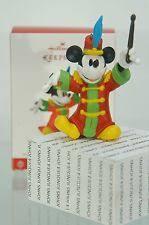 hallmark mickey mouse ornaments ebay