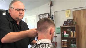 how to cut a flip for men bald flip up fade military cut youtube