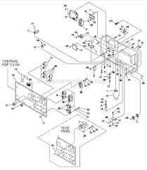 generac 0057351 parts list and diagram gp17500