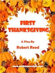 scripts plays thanksgiving play script for