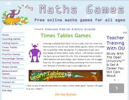 times tables the fun way online barford primary year 5