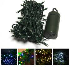 online buy wholesale led christmas lights solar powered from china