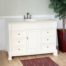 50 Inch Bathroom Vanity by 50 U201d Bellaterra Home Bathroom Vanity 205050 Cr Bathroom Vanities