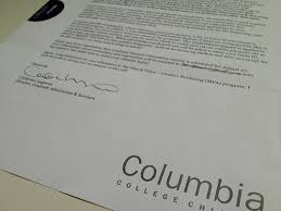 Awesome College Acceptance Letter Acceptance Letters Marginalia