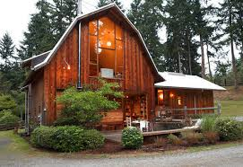 Old Barn Photos Whidbey Island Barn Conversion By Shed Architecture U0026 Design