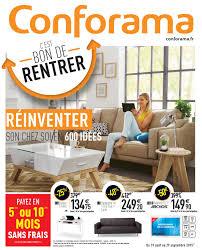 Pouf Marron Conforama by Conforama Catalogue 19aout 29septembre2015 By Promocatalogues Com