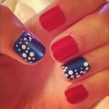 69 best diy 4th of july nails images on pinterest 4th of july
